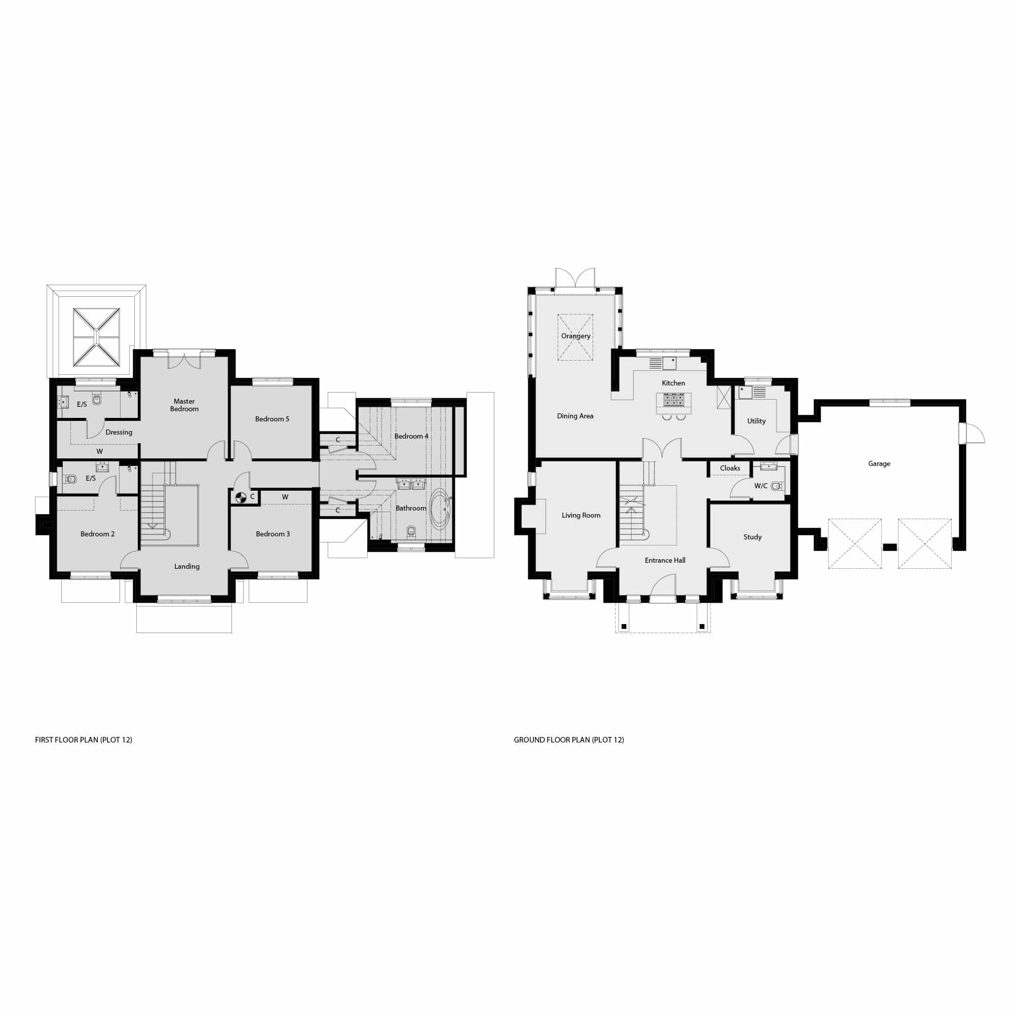Floor Plans 12