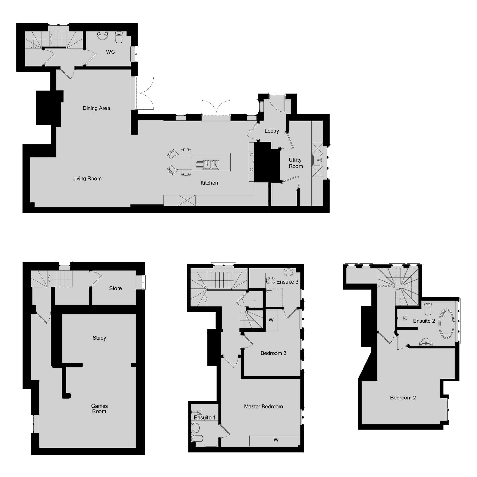 Floor Plans 13