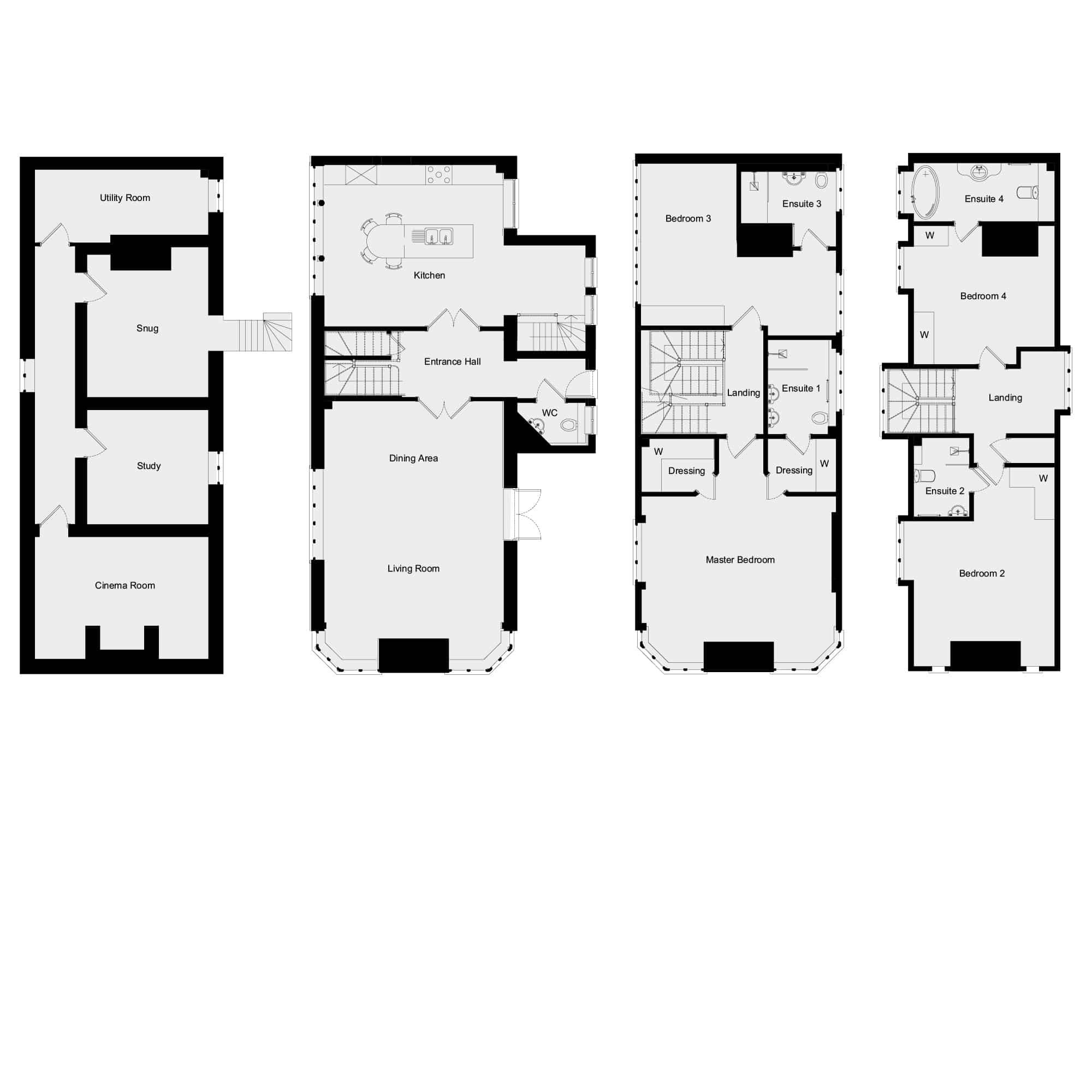 Floor Plans 14