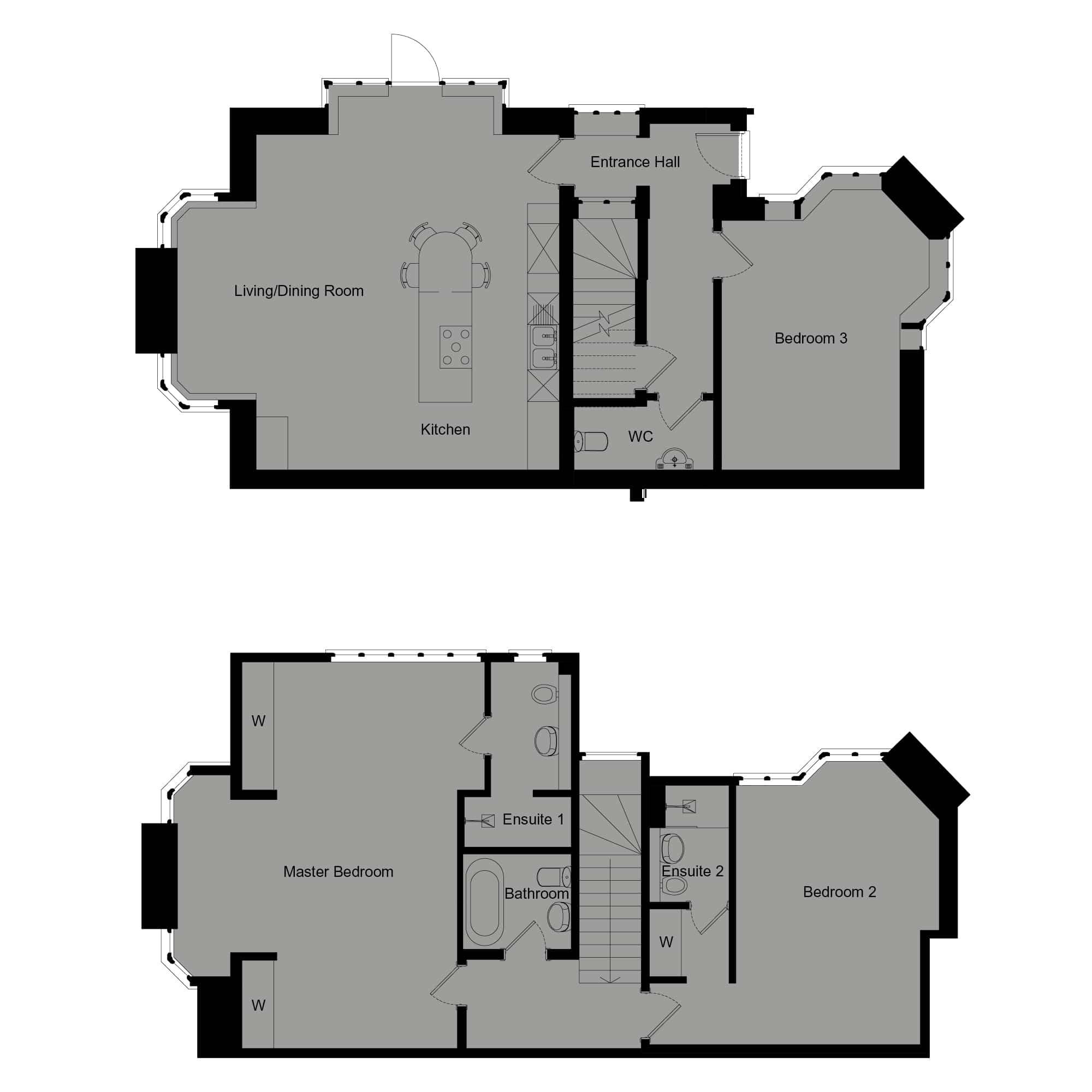 Floor Plans 16