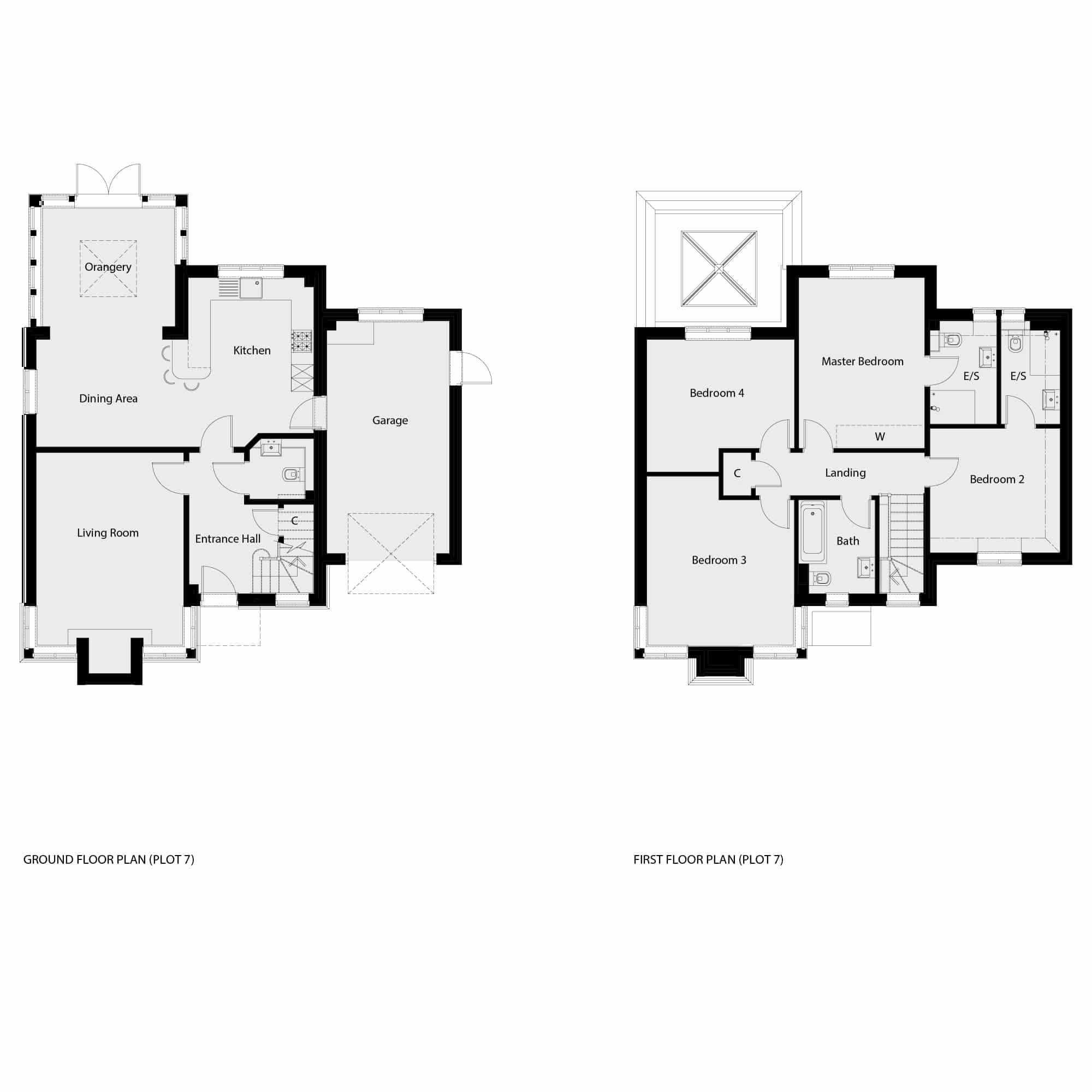 Floor Plans 7