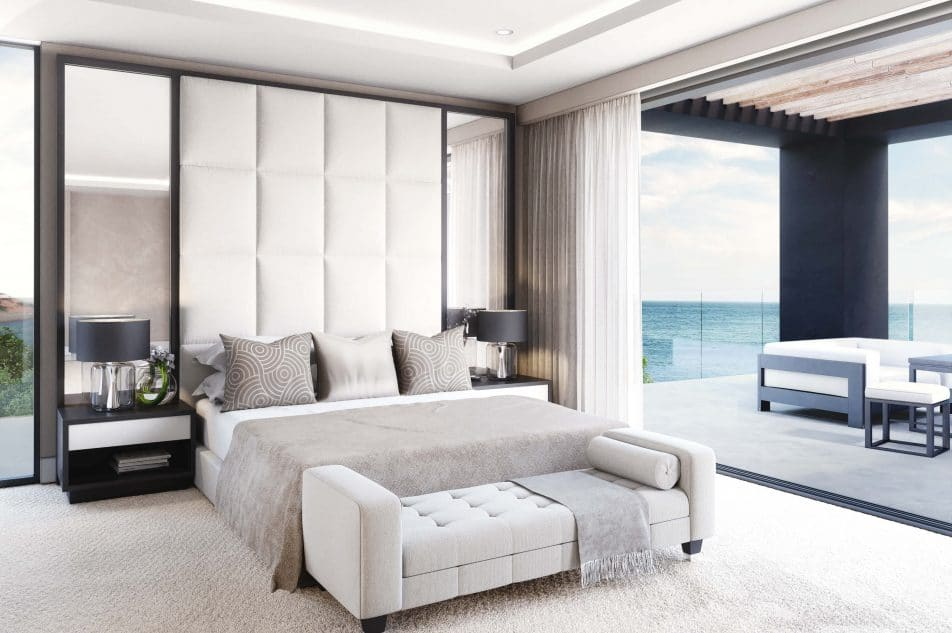 Interior Of A Luxury Sunningdale Property In The Sandgate Pavilions
