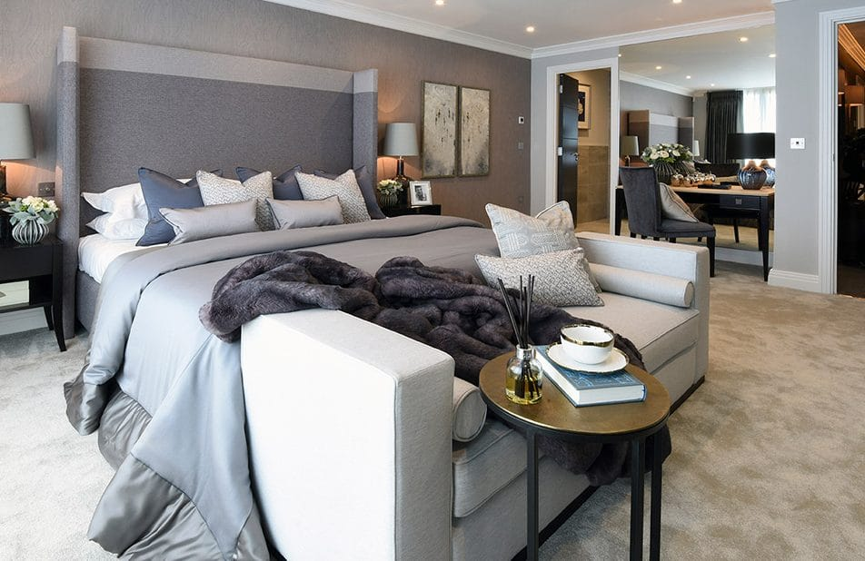 Luxury Bedroom In A Hannover House Property