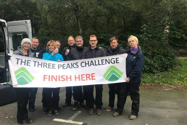 three peaks challenge 5