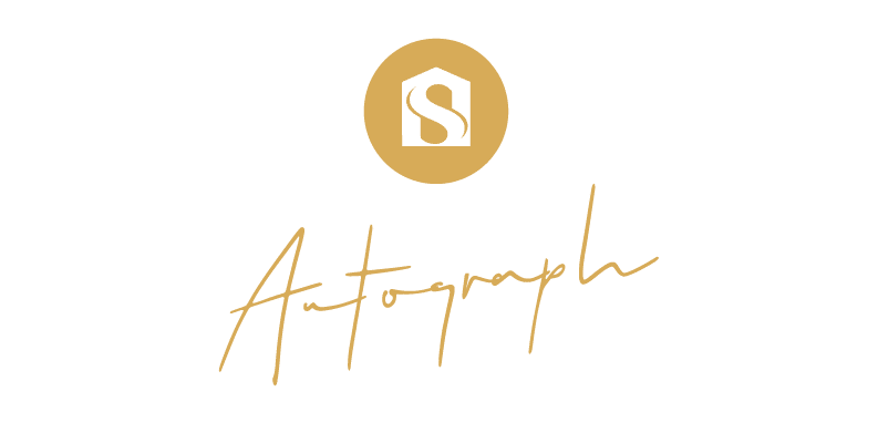 Sunningdale House Developments Autograph Collection Gold Logo